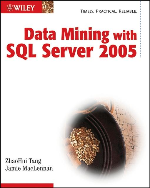 Tang ZhaoHui - Data Mining with SQL Server 2005