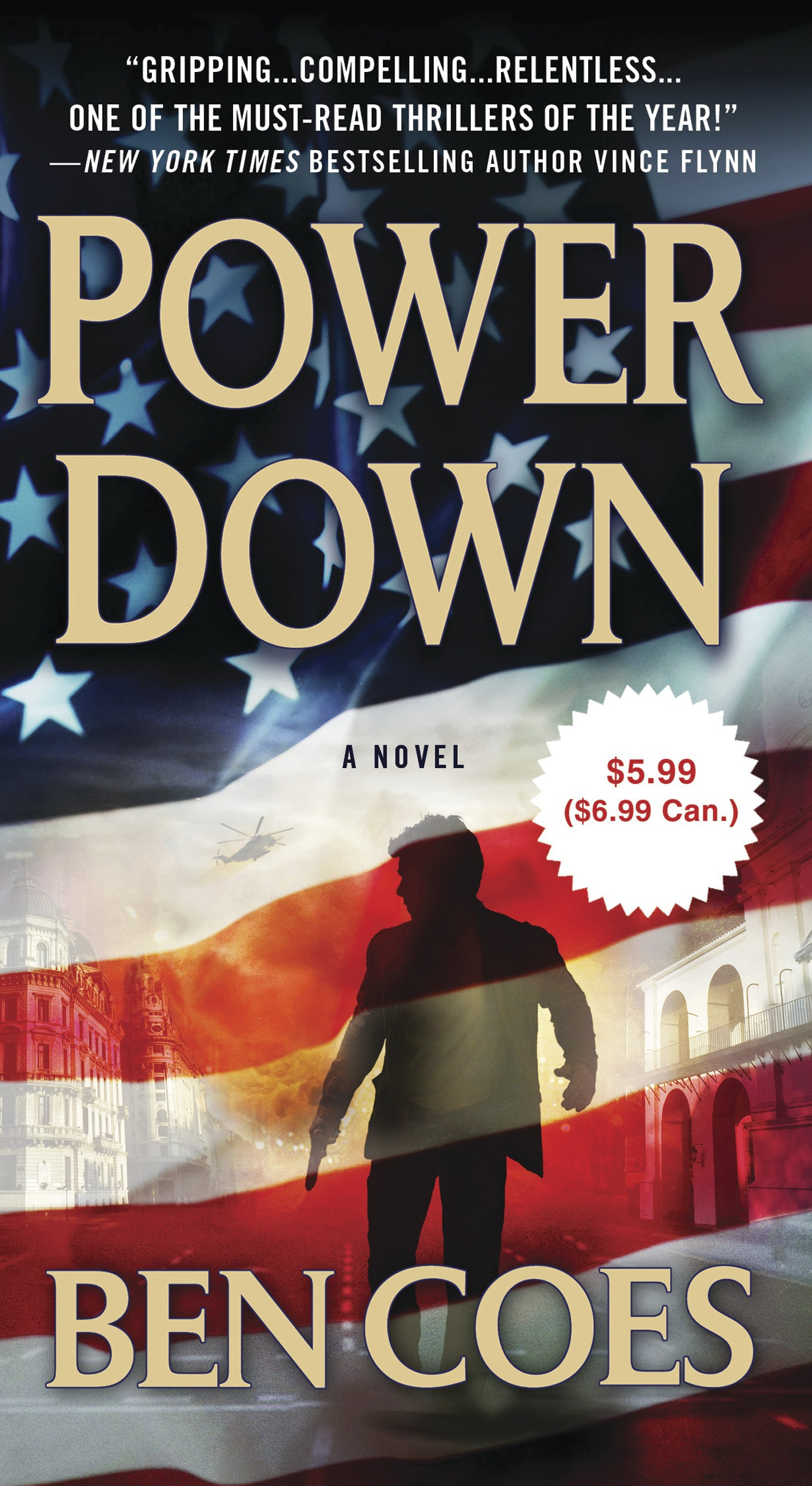 Power Down By: Ben Coes