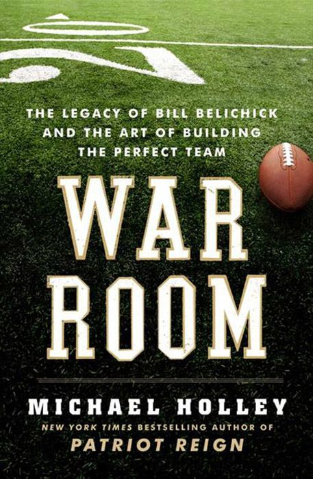 War Room By: Michael Holley
