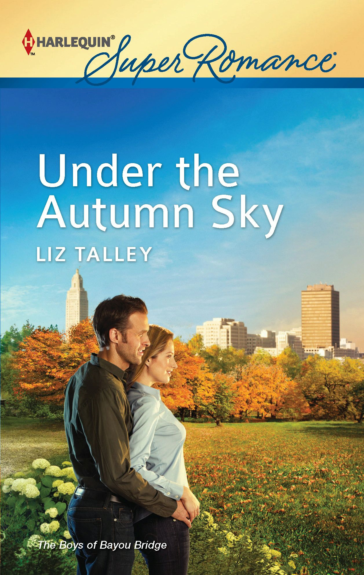 Under the Autumn Sky By: Liz Talley