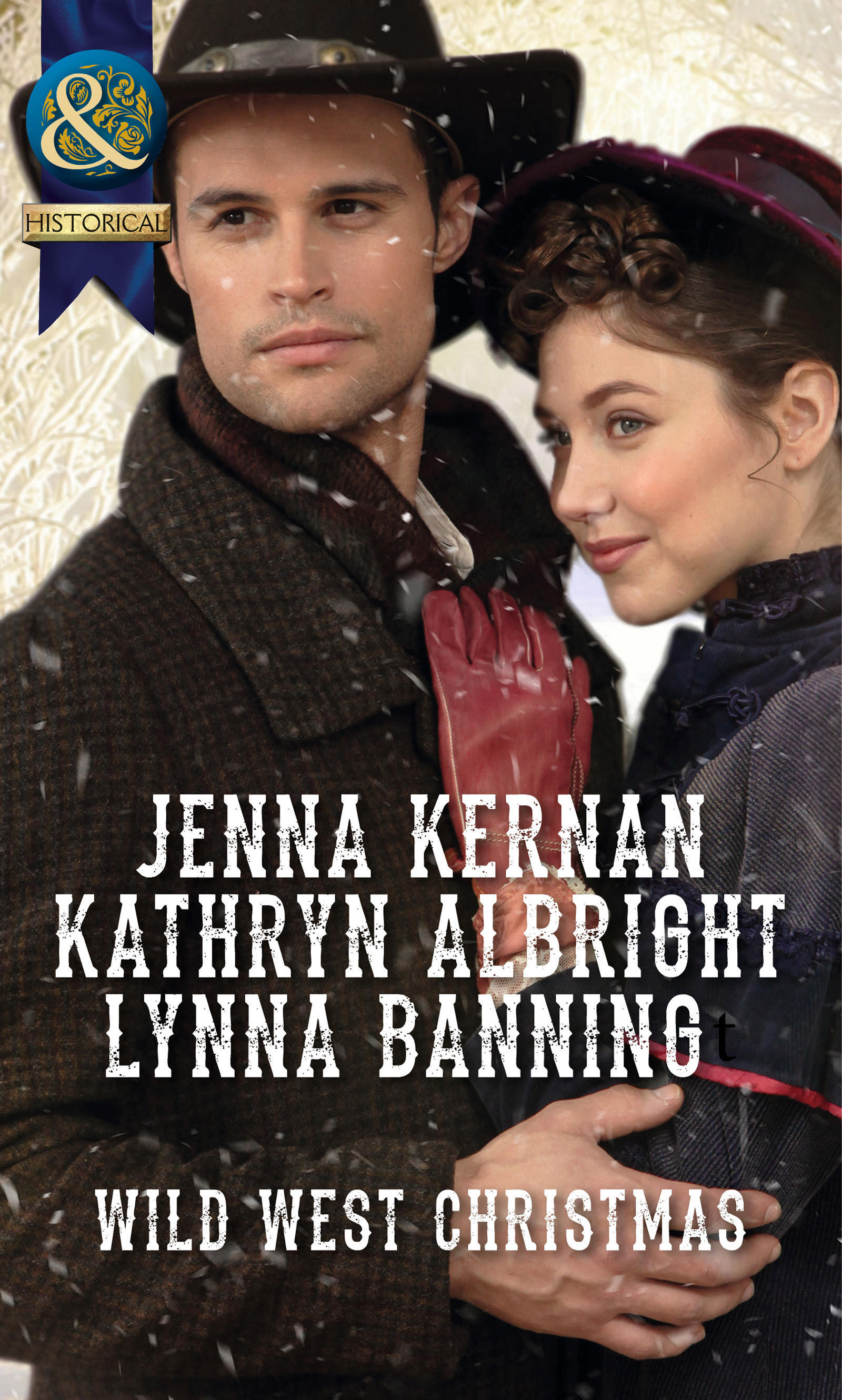Wild West Christmas (Mills & Boon Historical)