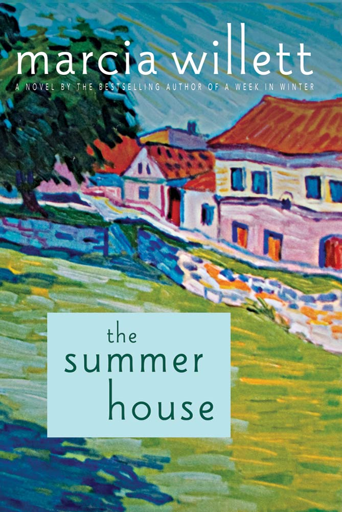 The Summer House By: Marcia Willett