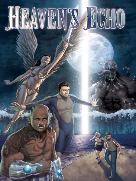 Heaven's Echo [Graphic Novel] By: Siike Donnelly