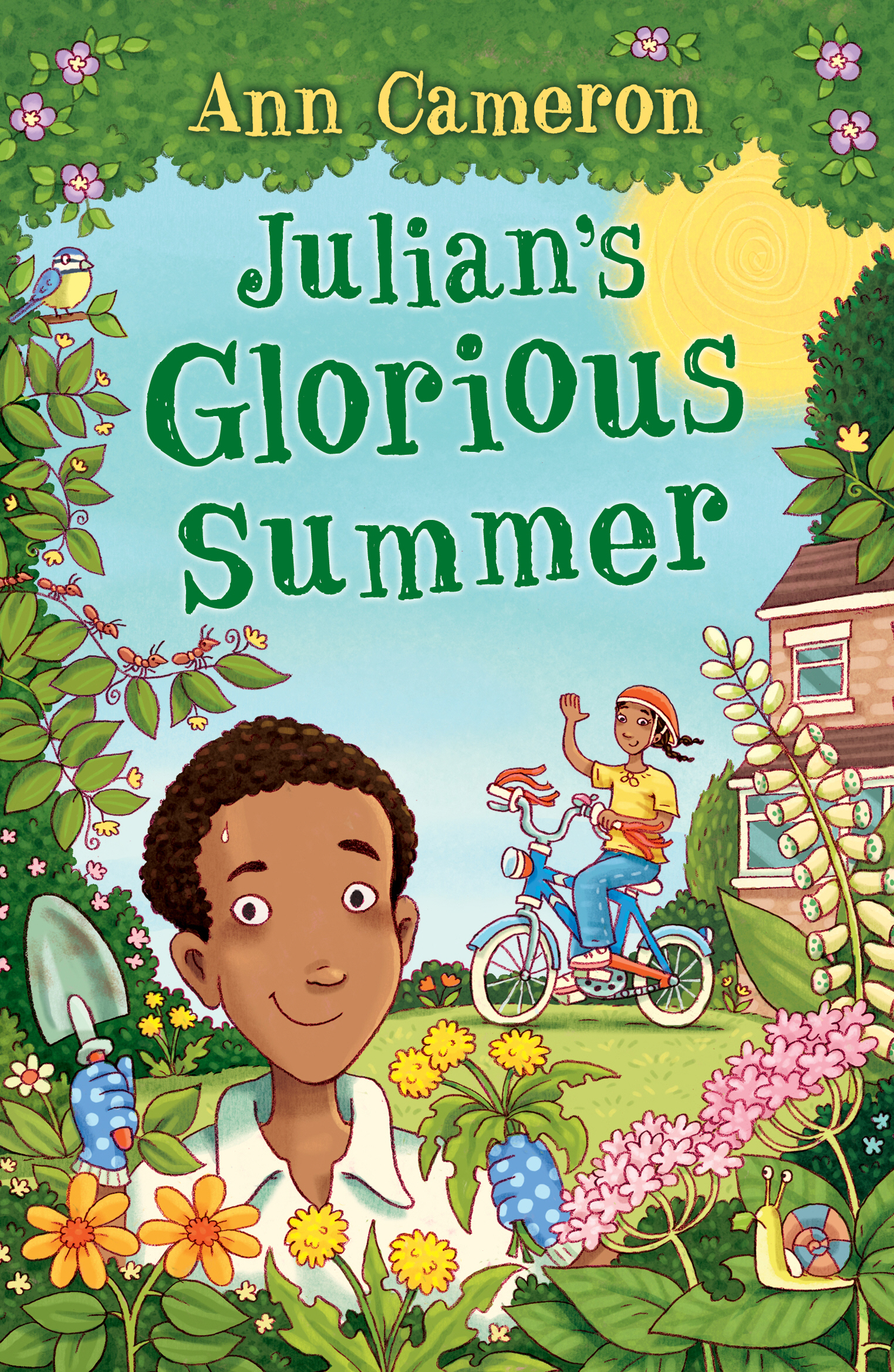 Julian's Glorious Summer