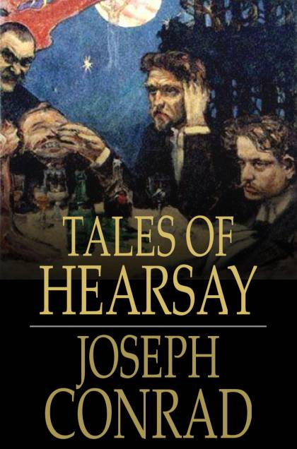 Cover Image: Tales of Hearsay