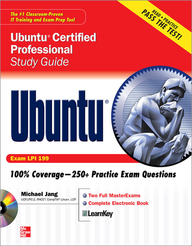 Ubuntu Certified Professional Study Guide (Exam LPI 199)