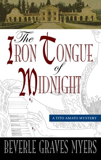 The Iron Tongue Of Midnight : The Fourth Baroque Mystery