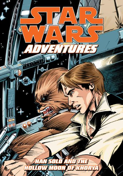 Star Wars Adventures Volume 1: Han Solo and the Hollow Moon of Khorya