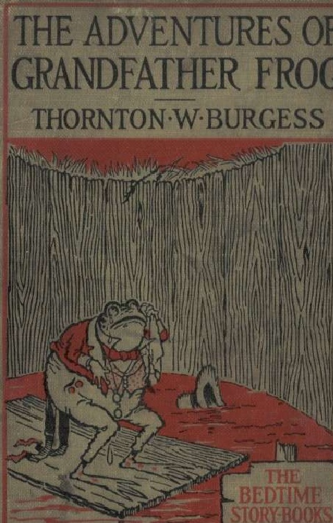 The Adventures of Grandfather Frog, Illustrated
