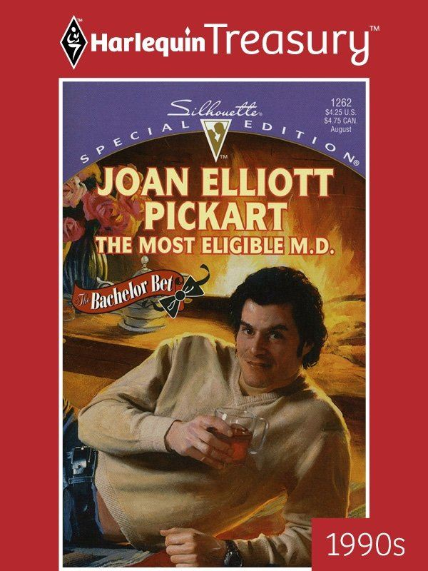 The Most Eligible M.D. By: Joan Elliott Pickart