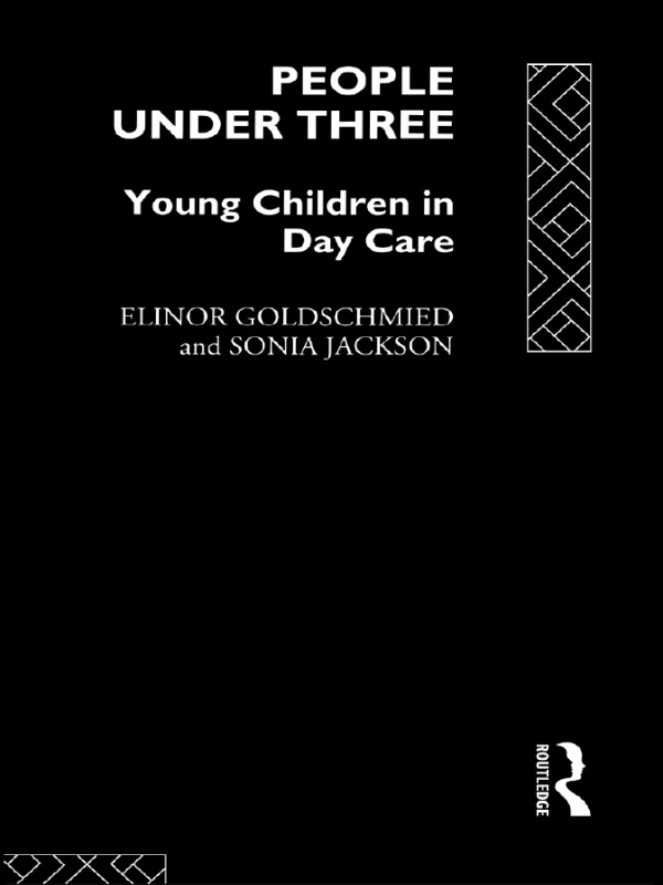 People Under Three Young Children in Day Care