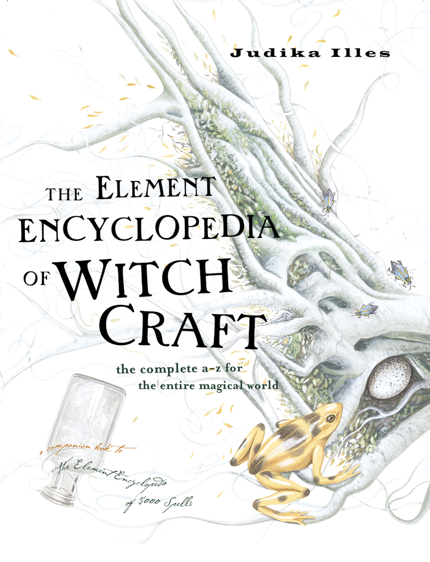 The Element Encyclopedia of Witchcraft: The Complete A?Z for the Entire Magical World