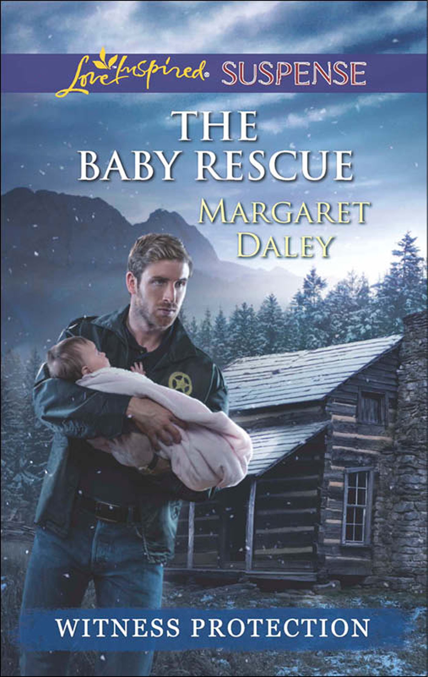 The Baby Rescue (Mills & Boon Love Inspired Suspense)