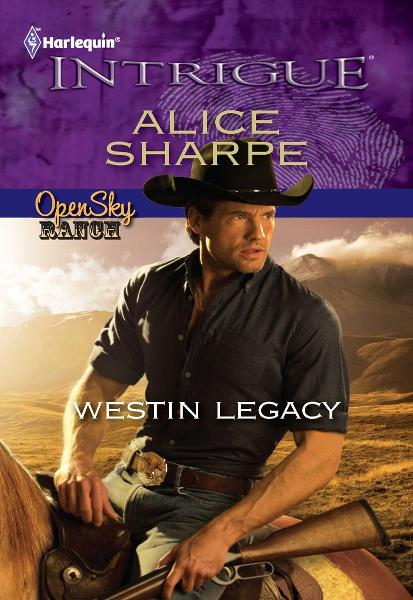 Westin Legacy By: Alice Sharpe
