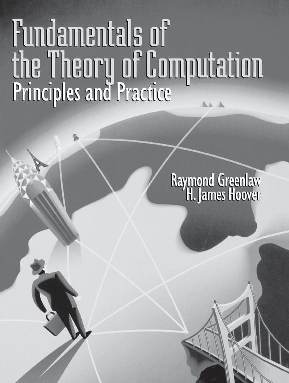 Fundamentals of the Theory of Computation: Principles and Practice