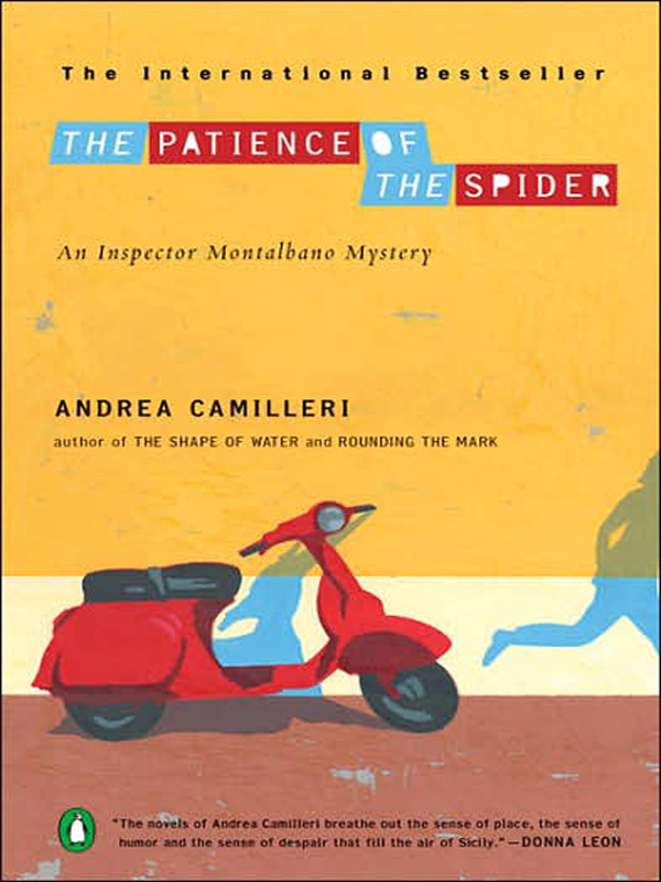 The Patience of the Spider By: Andrea Camilleri