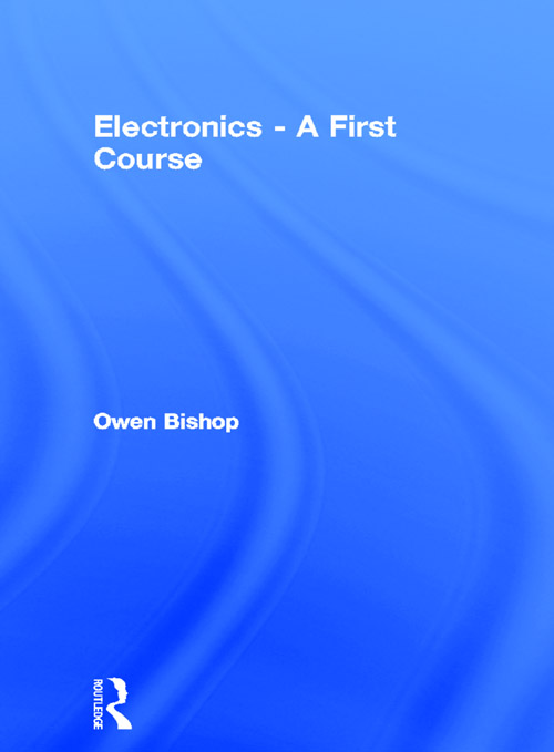 Electronics - A First Course