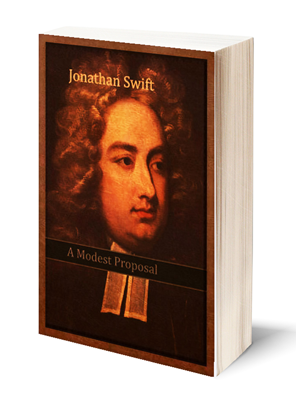 jonathan swift a modest proposal books found a modest author jonathan swift