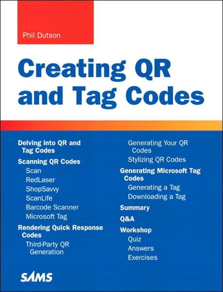 Creating QR and Tag Codes