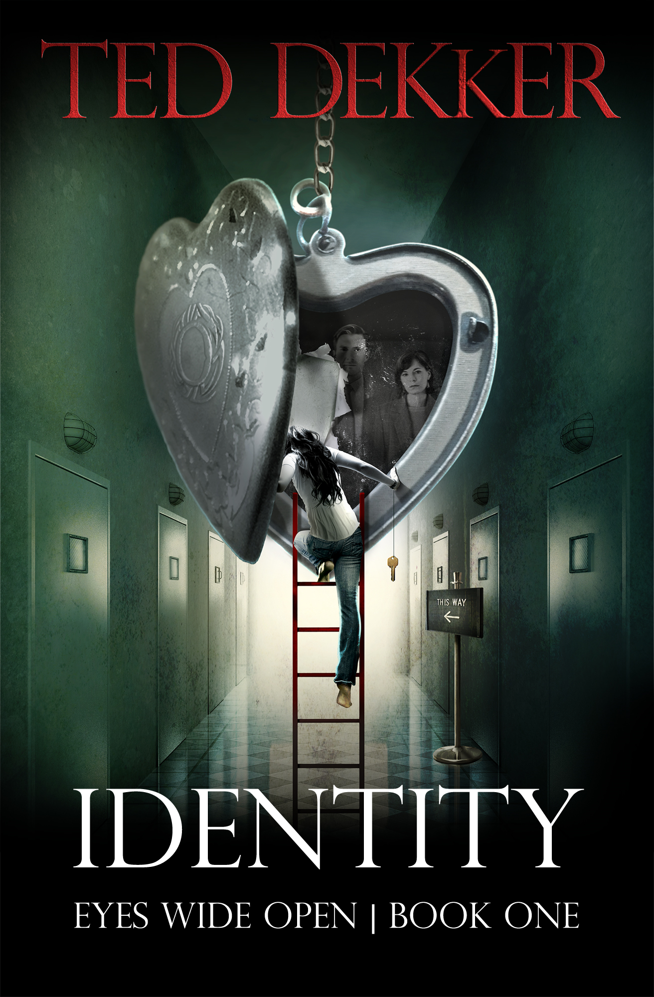 Identity (Eyes Wide Open, Book 1) By: Ted Dekker