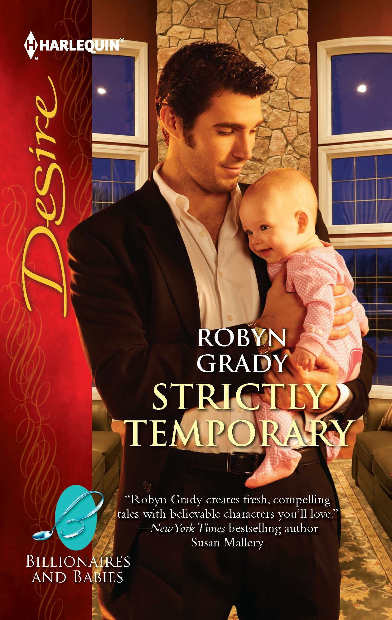 Strictly Temporary By: Robyn Grady