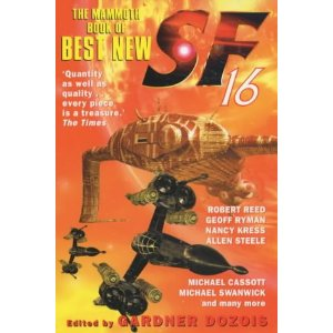 The Mammoth Book of Best New SF 16 By: Gardner Dozois