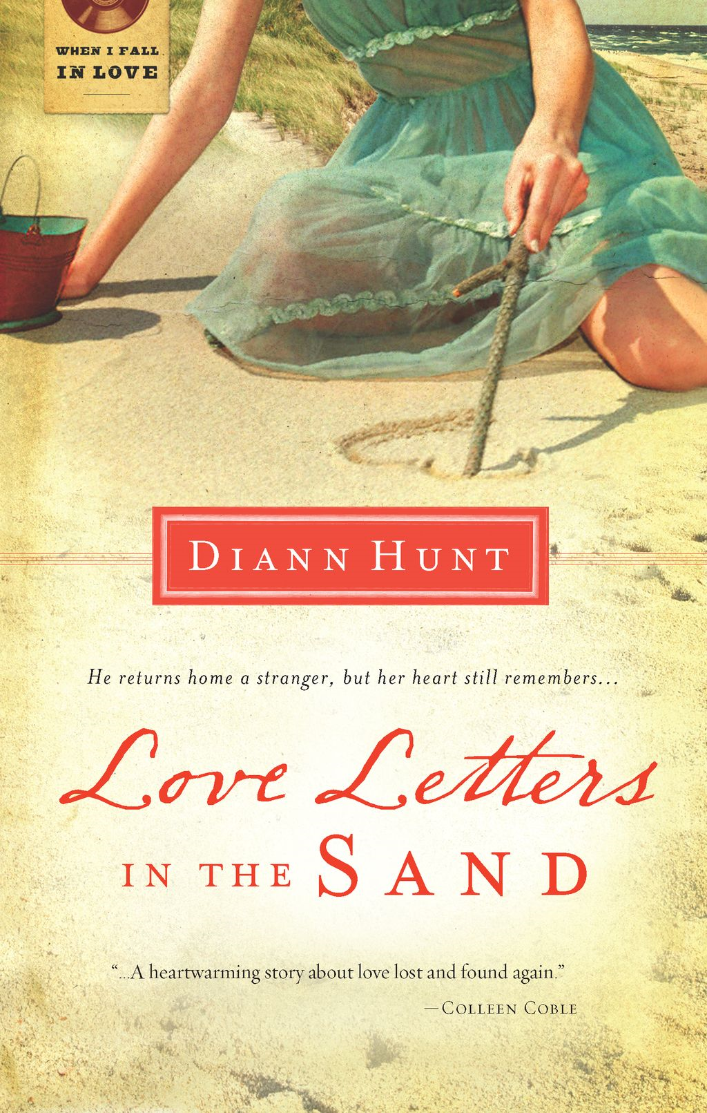 Love Letters in the Sand