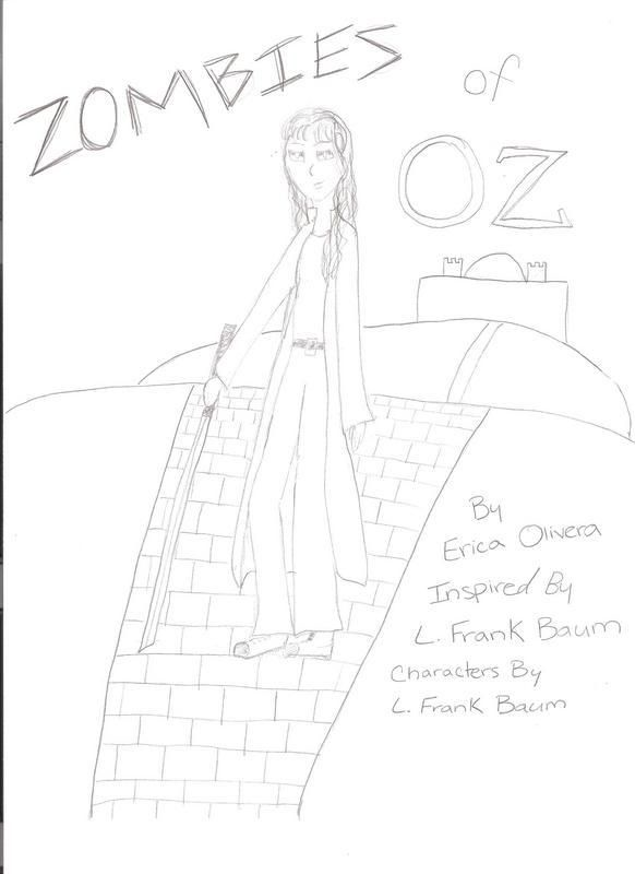 Zombies of Oz By: Erica Olivera,L. Frank Baum