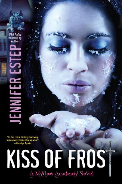 Kiss of Frost By: Jennifer Estep