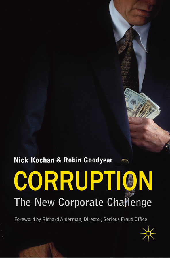 Corruption The New Corporate Challenge