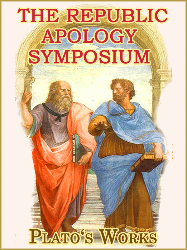 The Famous Works of Plato: THE REPUBLIC, APOLOGY, SYMPOSIUM  (Free Audiobook Link)