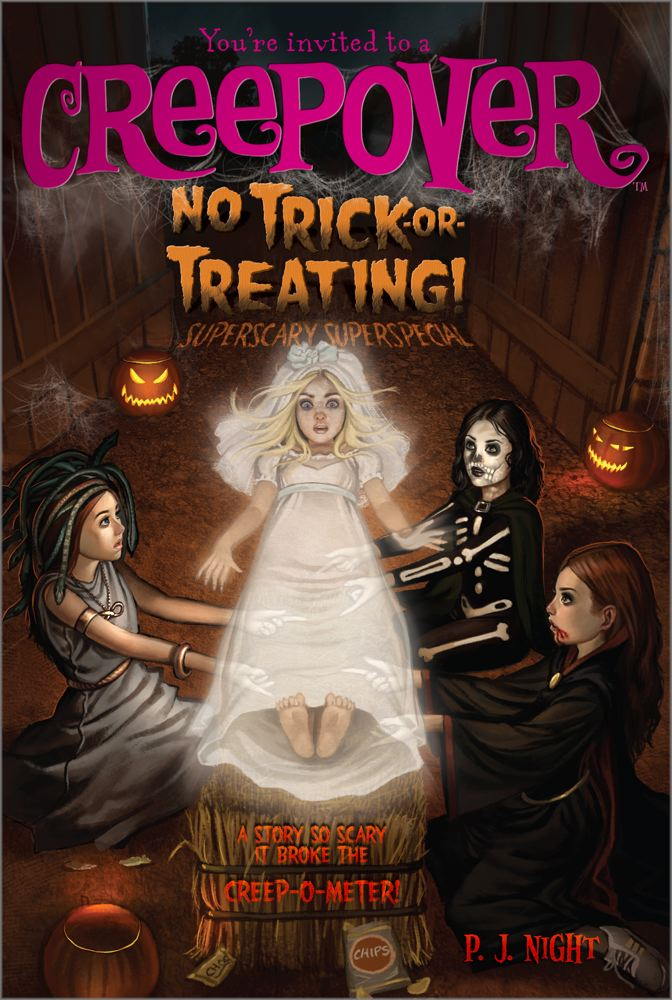 No Trick-or-Treating! By: P.J. Night