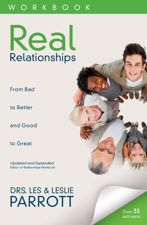 Real Relationships Workbook By: Les and Leslie   Parrott