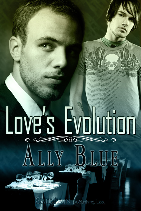 Love's Evolution By: Ally Blue