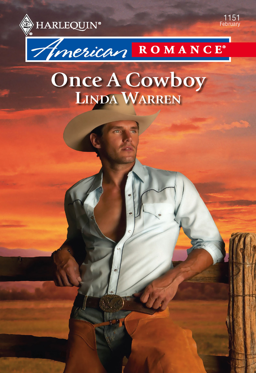 Once a Cowboy By: Linda Warren