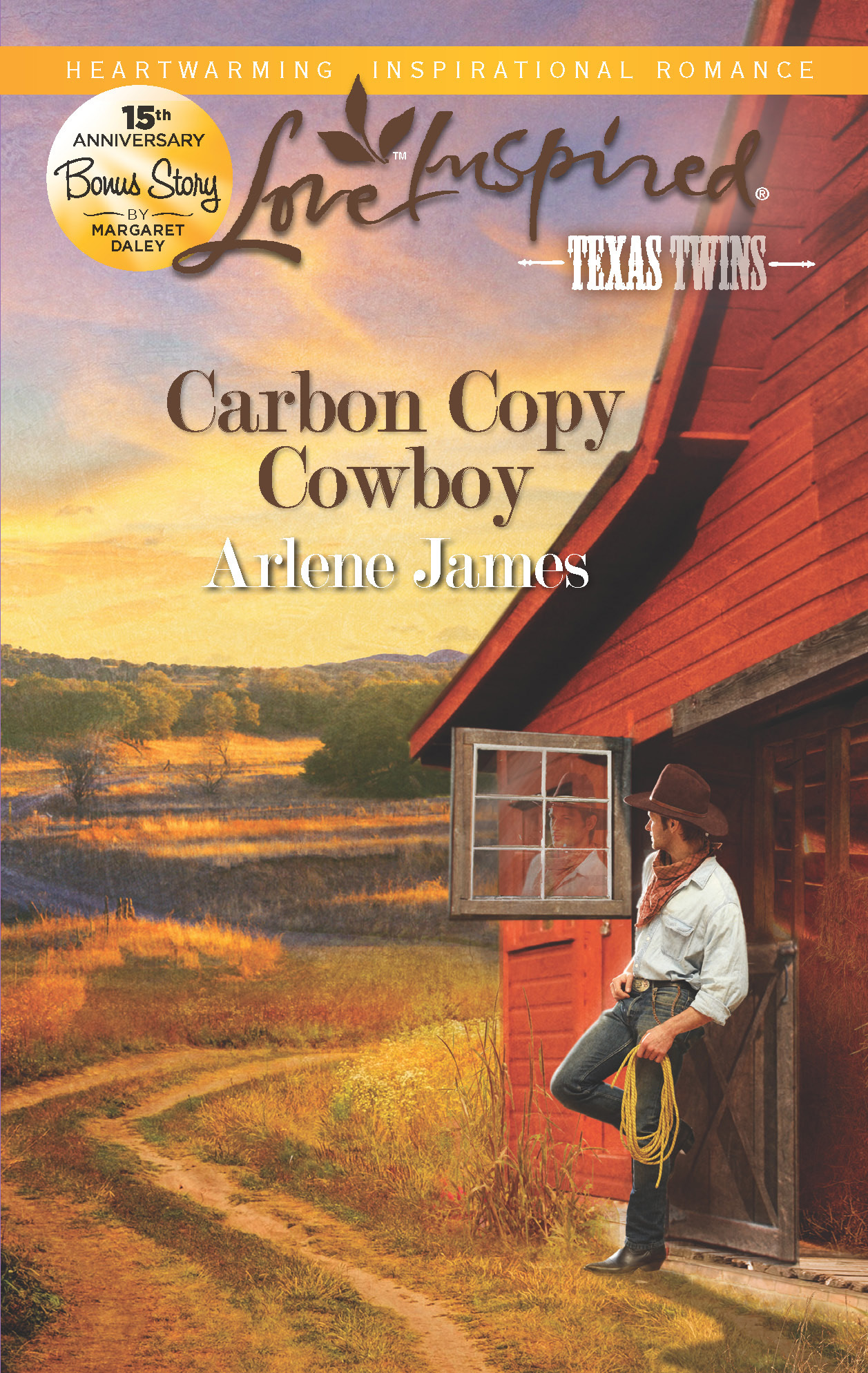 Carbon Copy Cowboy By: Arlene James