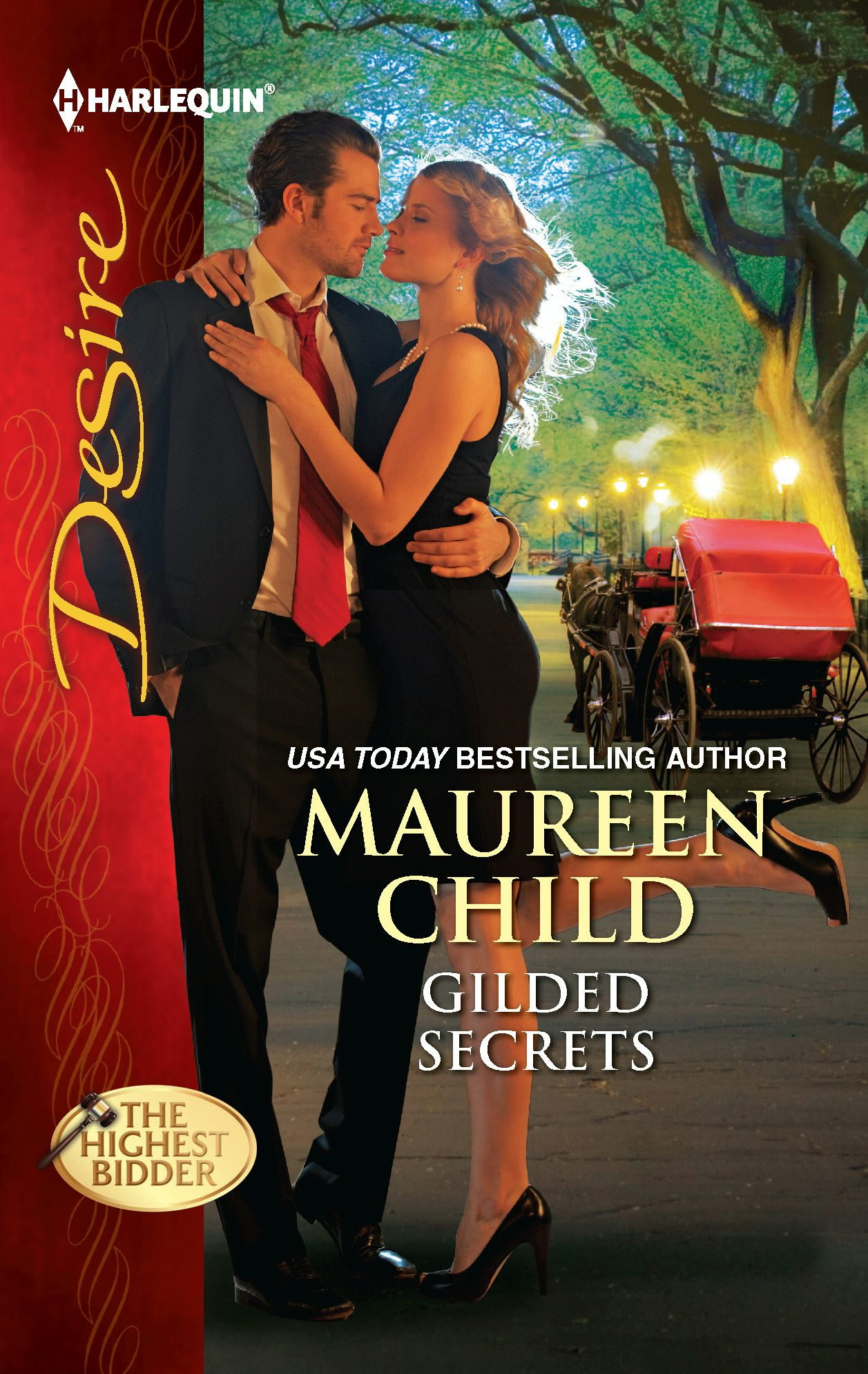 Gilded Secrets By: Maureen Child