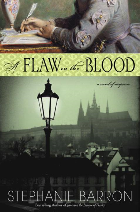 A Flaw in the Blood By: Stephanie Barron