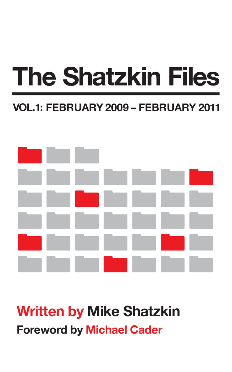 The Shatzkin Files By: Mike Shatzkin,Michael Cader (foreword)