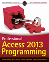Professional Access 2013 Programming: