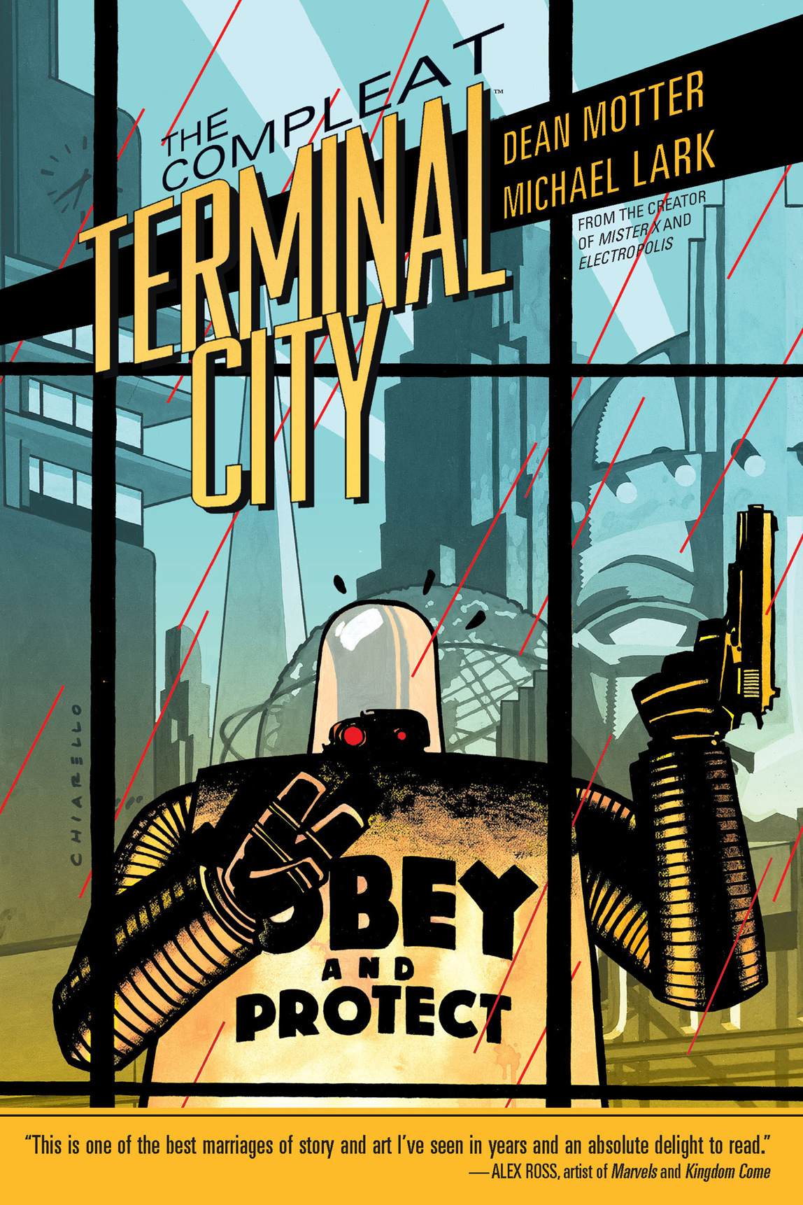 Compleat Terminal City, The