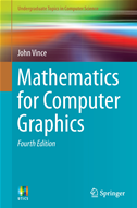 Mathematics For Computer Graphics