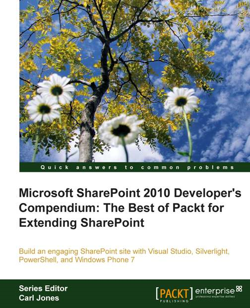 Microsoft SharePoint 2010 Developers Compendium: The Best of Packt for Extending SharePoint By: Yaroslav Pentsarskyy