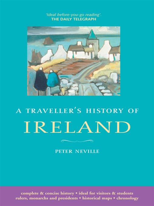 A Traveller&Amp;Apos;S History Of Ireland By: Peter Neville