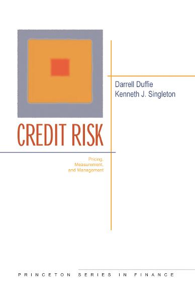 Credit Risk By: Darrell Duffie,Kenneth J. Singleton