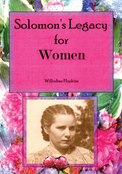 Solomon's Legacy For Women