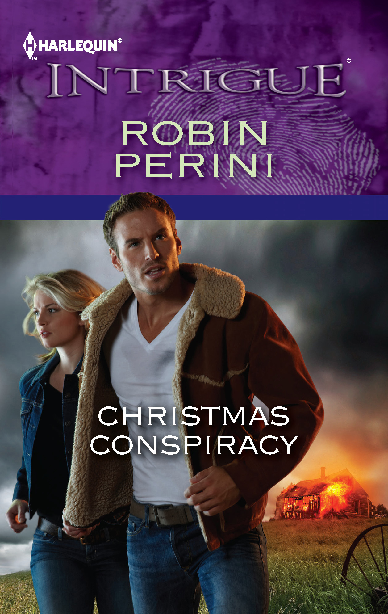 Christmas Conspiracy By: Robin Perini