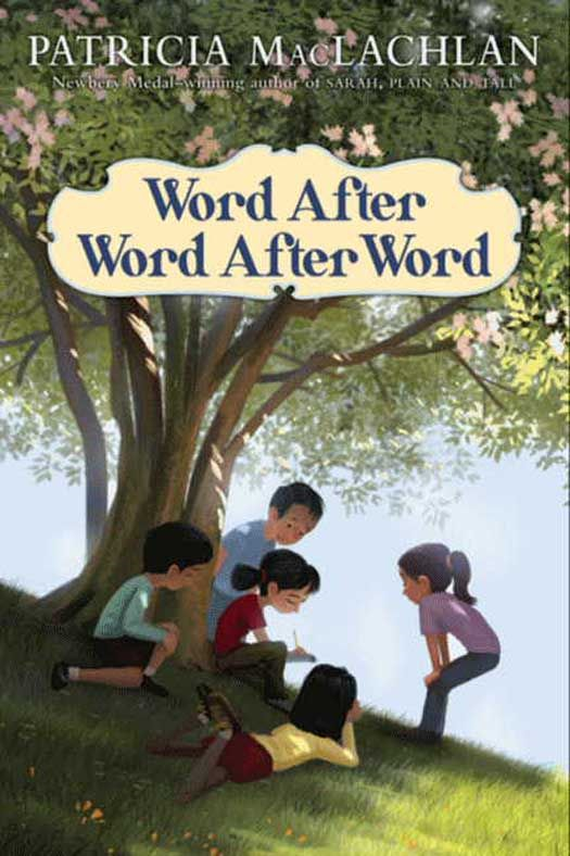 Cover Image: Word After Word After Word