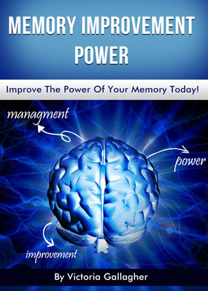 Memory Improvement Power