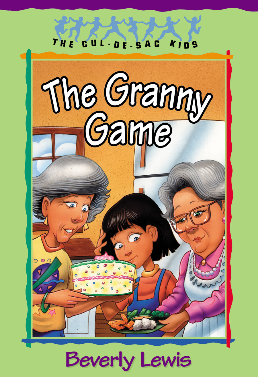 Granny Game, The (Cul-de-sac Kids Book #20) By: Beverly Lewis
